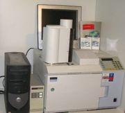 GC Gaschromatograph Gas Chromatograph Perkin