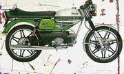 SUCHE 50ccm Moped Mokick KEIN