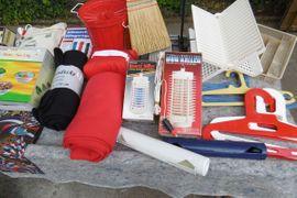 Campingartikel - Camping Campingzubehör Moskitonetz Hängeregal Müllständer