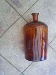 alte Apothekerflasche