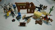 PLAYMOBIL Fort Brave m viel