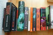 Große Krimi-Romane-Thriller Sammlung