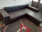 Couch Sofa Schlafsofa Sitzgarnitur