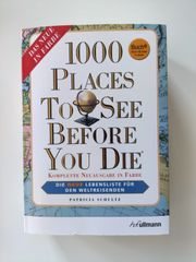 1000 Places to see before