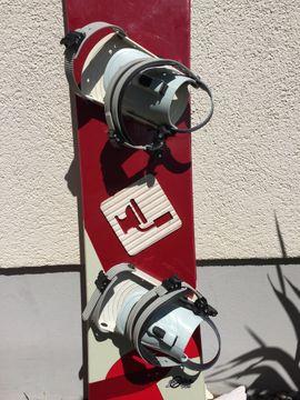 Bild 4 - Snowboard Set Board von Oxygen - Starnberg