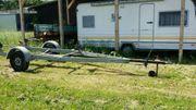 Verkaufe Bootstrailer auch fur kielboote