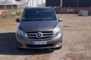 Mercedes V- Klasse Luxus Van