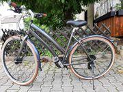Neuwertiges Damen-Trekking-Rad