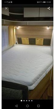 Matratze für Wohnwagen