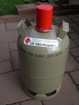 Propangas Flaschen 5 kg 11kg: Kleinanzeigen aus Mörfelden-Walldorf - Rubrik Campingartikel