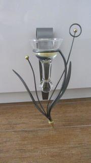 formano Wand Kerzenhalter Glas und