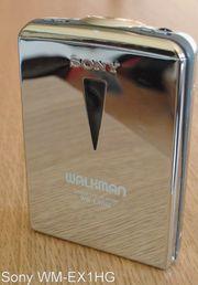Sony WM-EX1 HG limited Edition