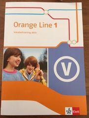 Orange Line 1 Vokabeltrainer Englischbuch