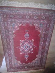 Perserteppich Orientteppich Teppich handgehnüpft 170cm