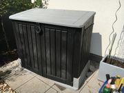 Gartenbox Kissenbox Müllbox Terrasse Balkon