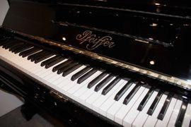 Klavier Pfeiffer 145 schwarz poliert: Kleinanzeigen aus Egestorf Evendorf - Rubrik Tasteninstrumente