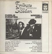 Jazz LP Charlie Christian Wardell