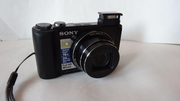 Verkaufe Sony Cyber-Shot DSC-HX9V 16