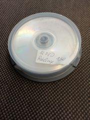 12 DVD-Rohlinge