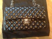 CHANEL 2 55 Flap Bag