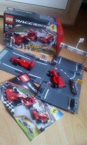 LEGO Race Tracks -rot- 4