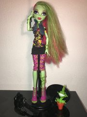Monster High Puppe Venus