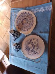 2 Tortenplatten