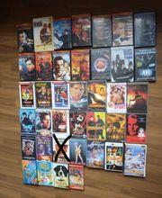 diverse VHS-Kassetten