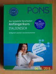 Pons Anfängerkurs ITALIENISCH 4 Audio