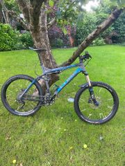 Mountainbike Cube AMS Rahmengröße 22