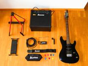 E-Gitarre Ibanez