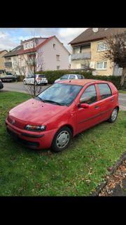Fiat Punto Baujahr 2002