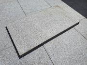 Granitplatten 535x300x20mm-49 Stück
