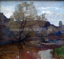 Kunst, Gemälde, Plastik - Ankauf Gemälde in NRW - Ölbilder
