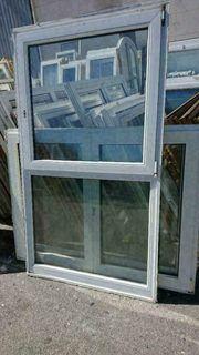 3 Wintergartenelemente Fenster mit Unterlicht