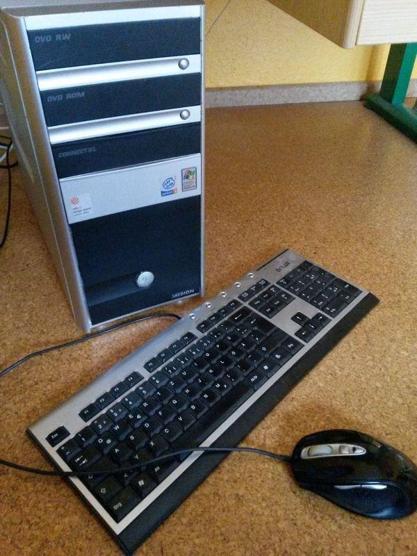 PC, Pentium 4, Linux