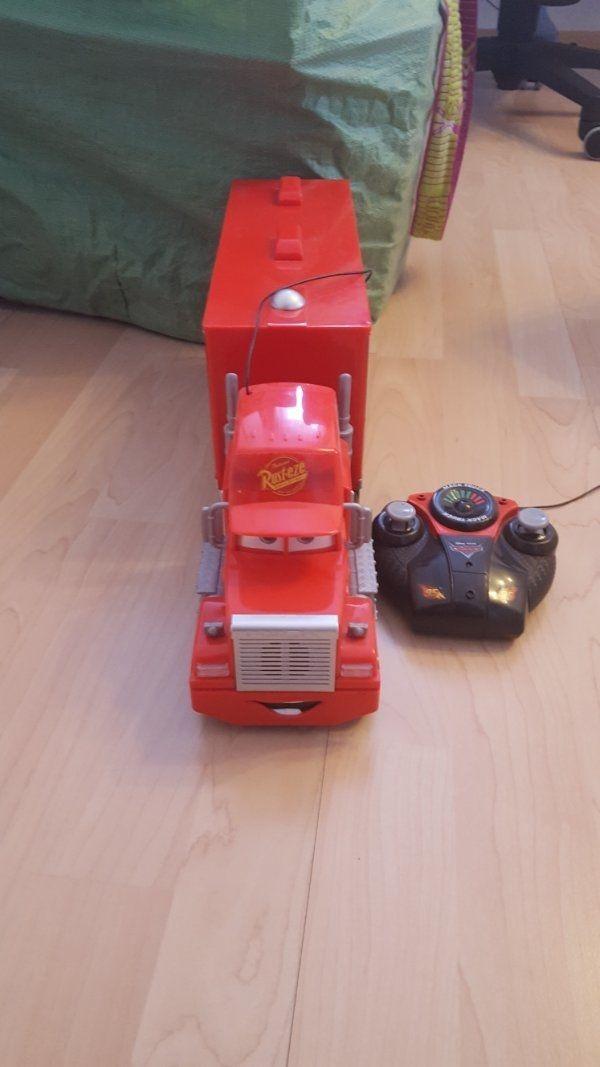 Dickie Toys RC Turbo Mack