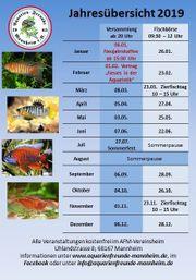 Fischbörse der Aquarienfreunde Mannheim am