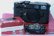 Leica M4 Leicameter MR black