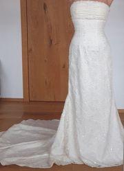 Brautkleid Gr 34