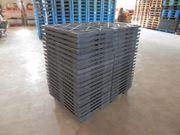 Kunststoffpaletten Halbpaletten 800x600x130mm