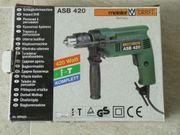 Schlagbohrmaschine Meister Craft ASB 420