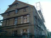 Fassaden Gerüst Baugerüst Plettac SL