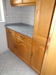 Neuwertige Küchenschränke