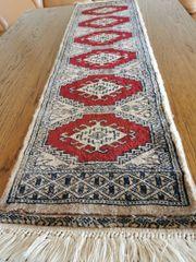 Perserteppich Teppichläufer handgeknüft