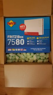 Fritz Box 7580 NEU