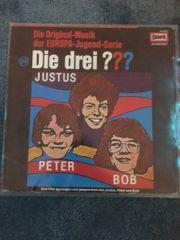 Die drei Fragezeichen Vinyl Lp