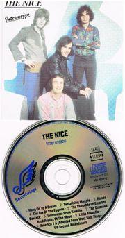 80 s CD - The Nice -