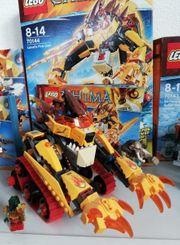 Lego CHIMA Laval s Fire