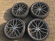 BMW Alufelge Kreuzspeiche 405 für